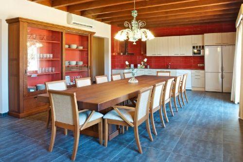 Villa ROMANI Küche