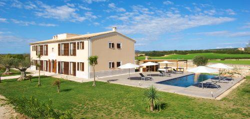 Villa ROMANI Garten und Pool
