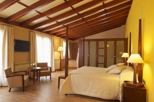 Villa ROMANI Schlafzimmer