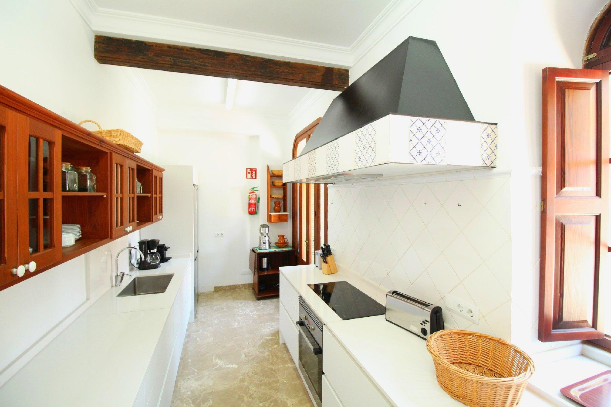 Villa ORIENT Küche