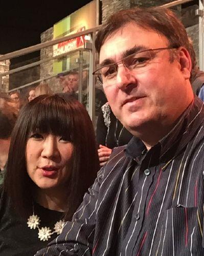 Ihre Vermieter Makiko & Thomas Hallen