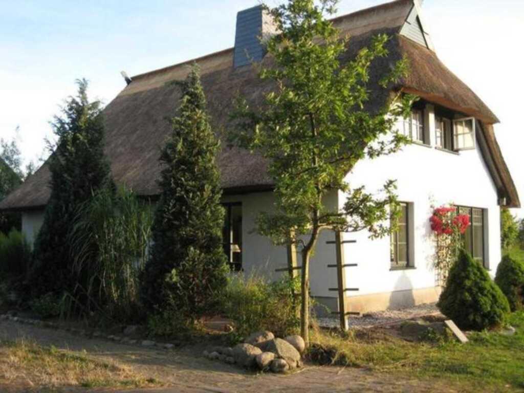 Reetgedecktes Einfamilienhaus v. Hake