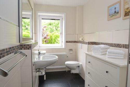 Tageslicht-Duschbad mit WC