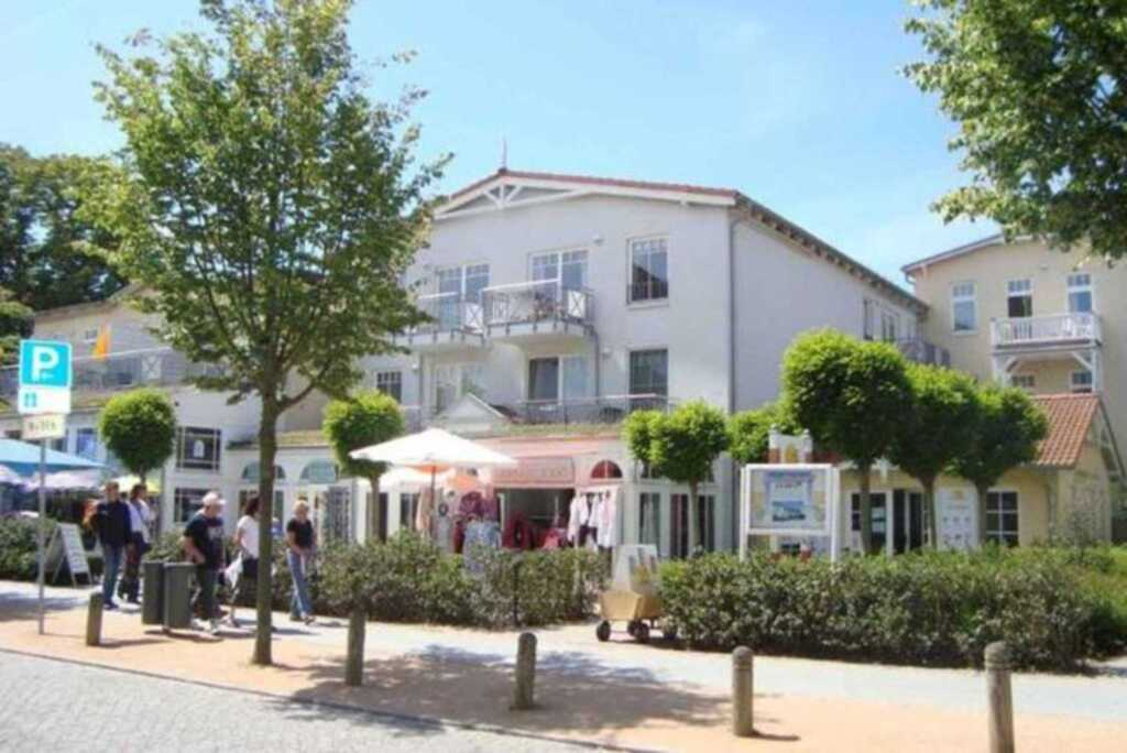 Appartements in Kühlungsborn-Ost, (84) 2- Raum- Ap