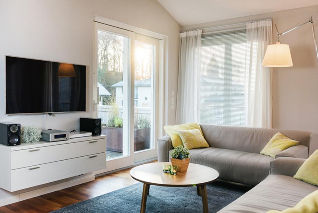 NEU: Villa Hansa PH 7, 2 SZ mit 40qm Dachterrasse