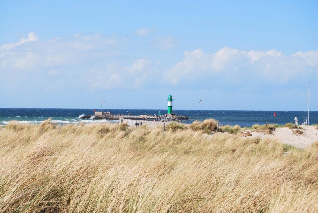 Warnemünde: Ferienwohnung - Strandweg (S1), Ferien
