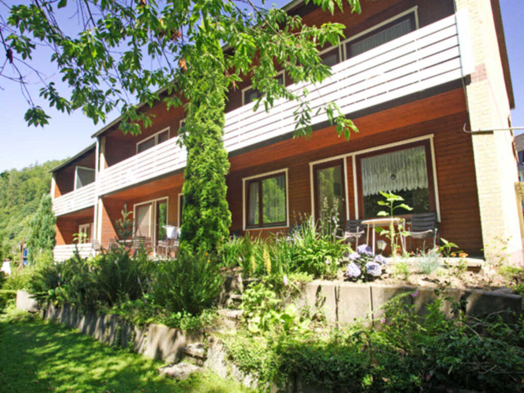 Ferienhaus am Kunzenbach, Ferienwohnung 2 Pers