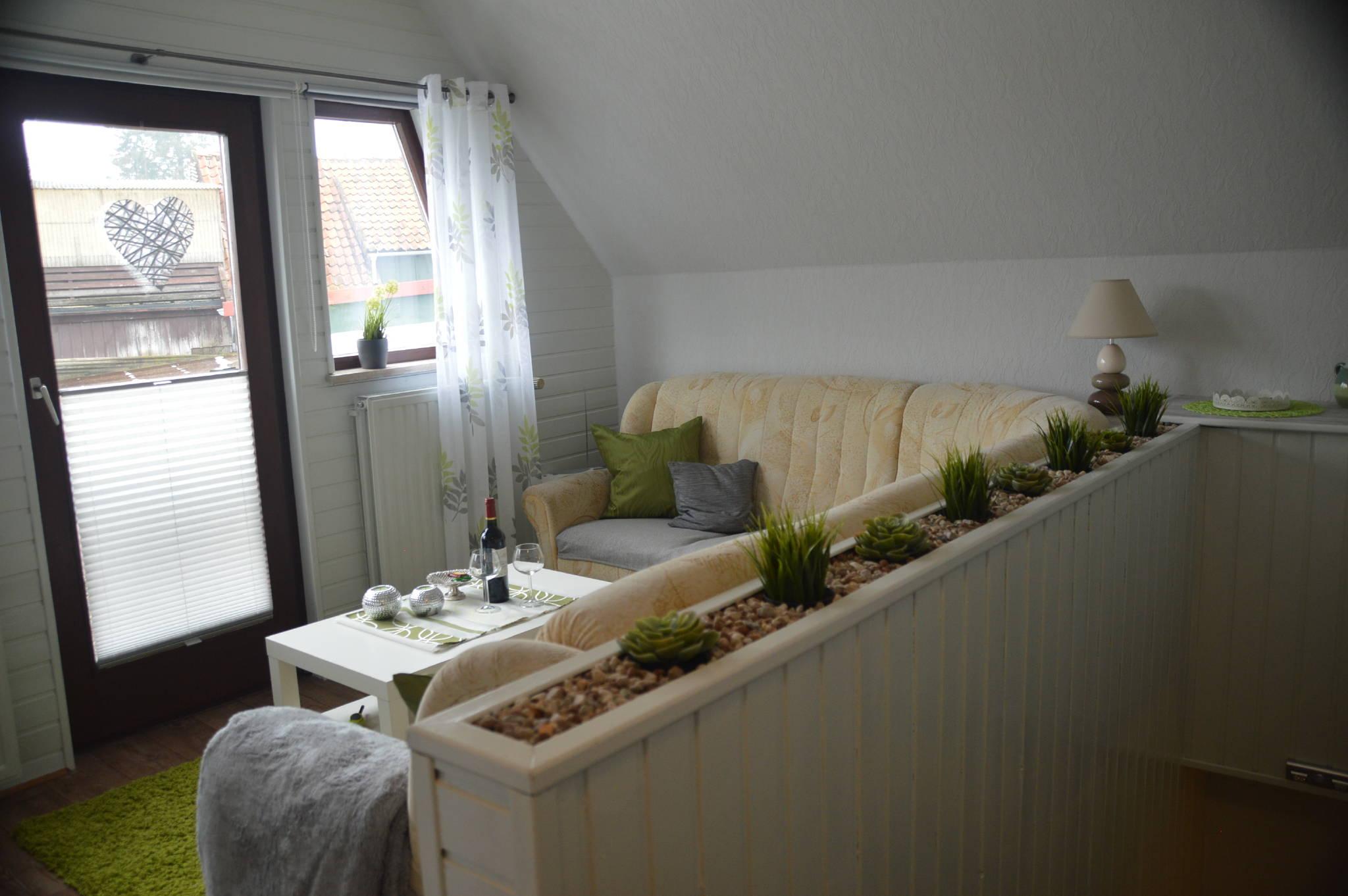 Wohnzimmer wurde in 01/2013 renoviert