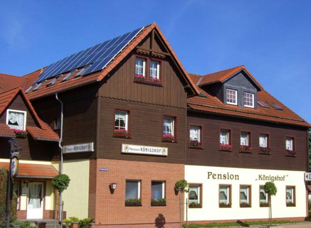 Pension K�nigshof, DZ