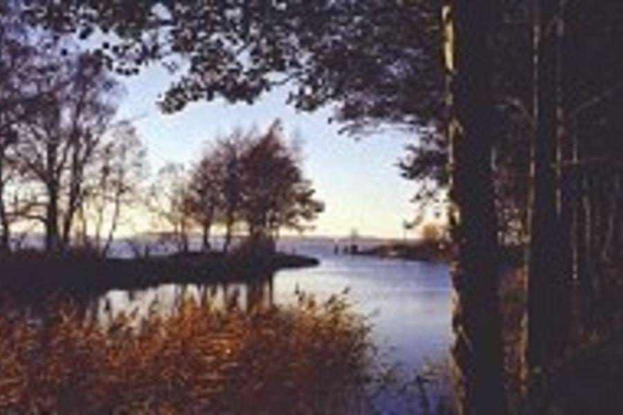 zahlreiche Seen und Natur pur rundum