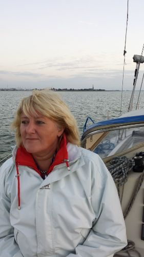 Ihre Vermieterin Frau Alies van der Graaf stellt sich vor