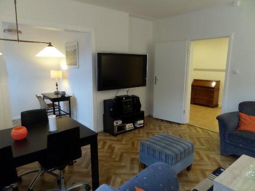 Wohnzimmer Bürgermeisterwohnung