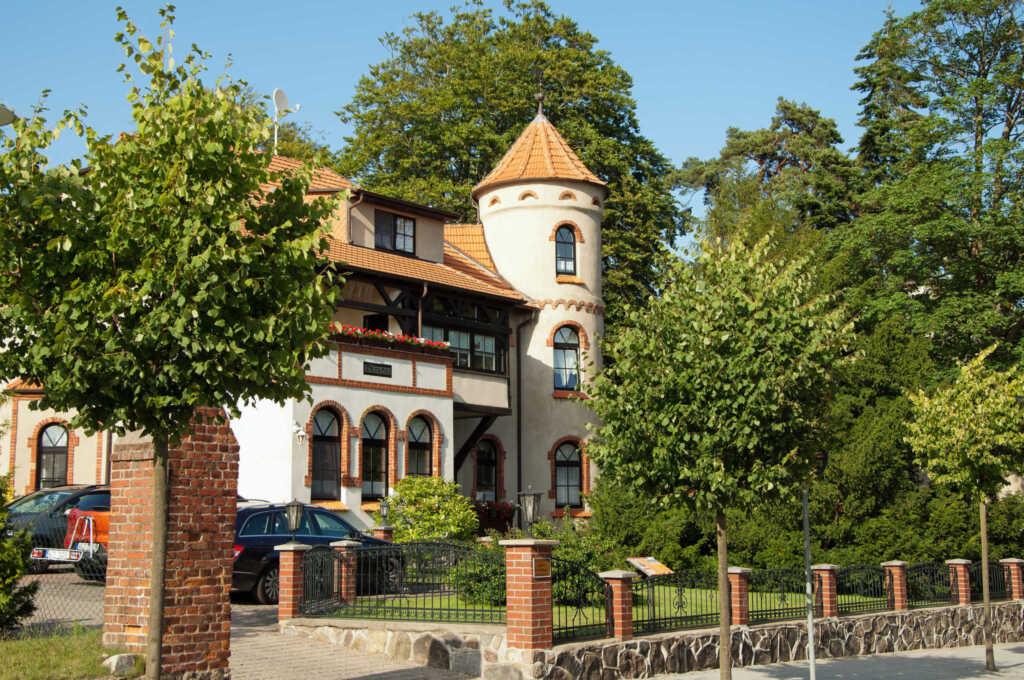 Villa 'Wiking Hall', Wohnung I 'Schwalbennest'