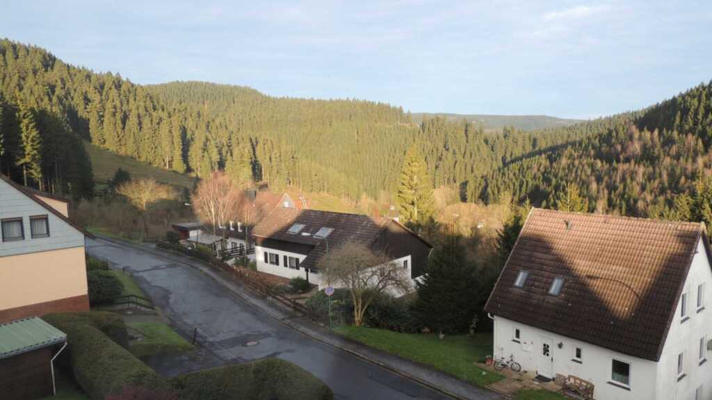 Ferienwohnung Panoramablick im Haus Rehblick, Feri