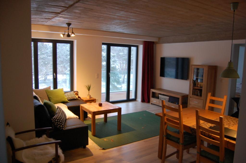Strandresidenz-Appartement 'V17' in Prora, Apparte
