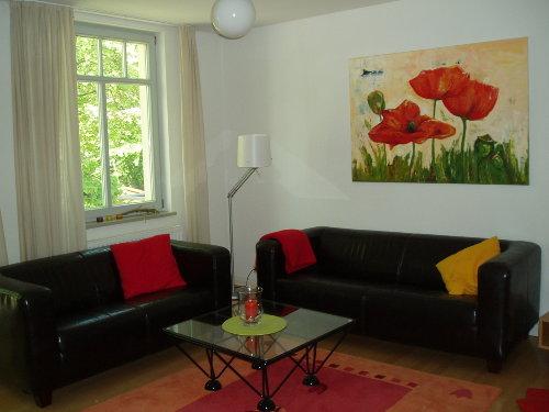 gemütliches Wohnzimmer zum Entspannen