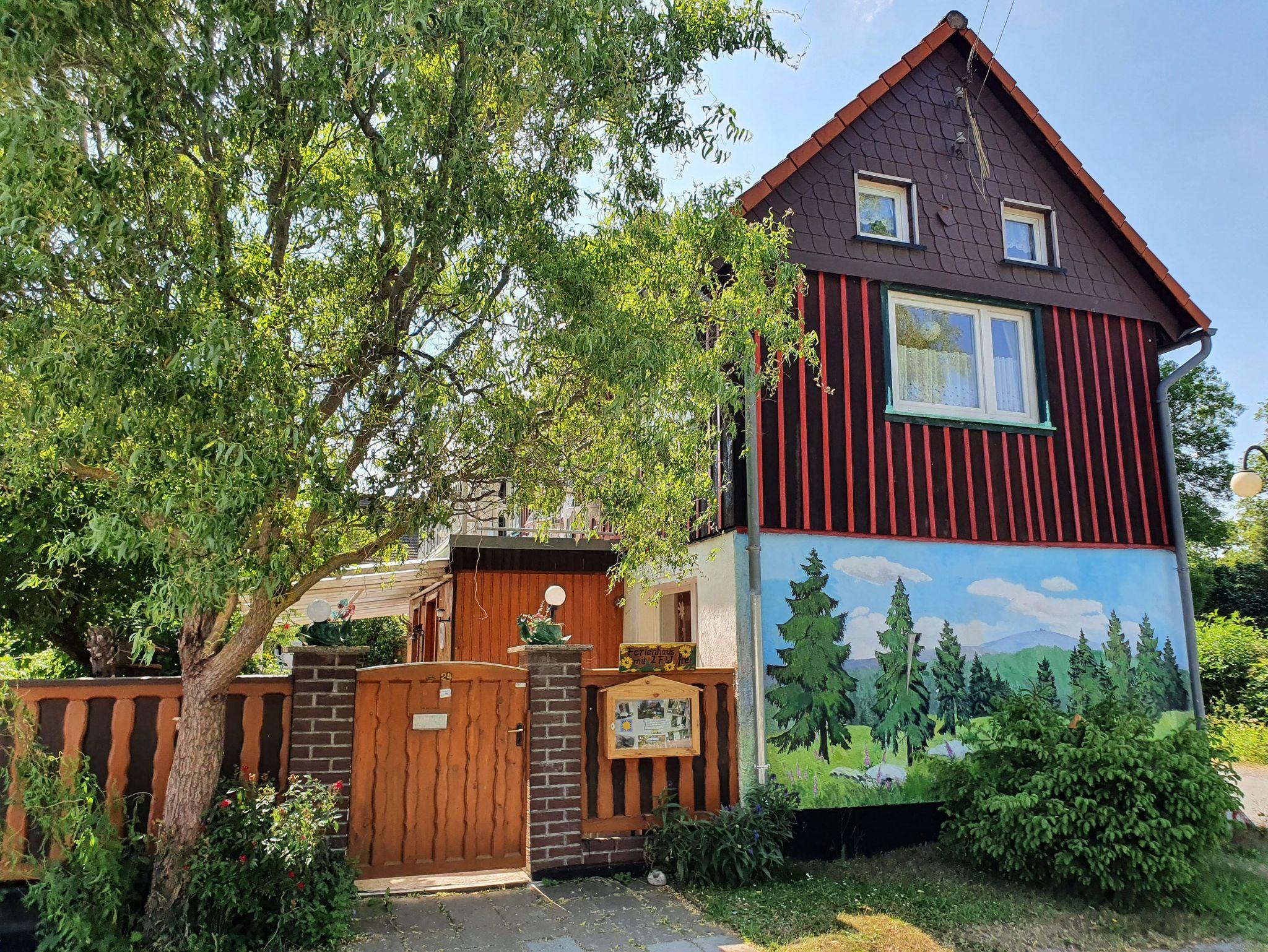 Ferienhaus Hoffmann, Ferienwohnung 1