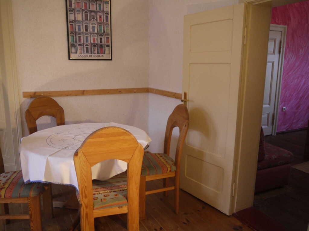 Ferienwohnungen und Zimmer im Alten Haus, Ferienwo