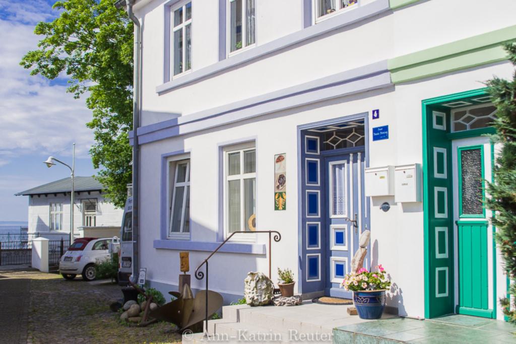 Ferienhaus 'Am Ufer' - RZV, Ferienwohnung Strandsa