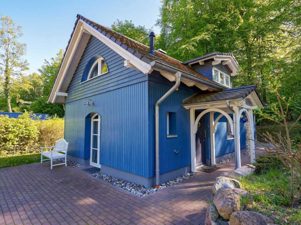 Blaues Strandhaus F 630 in traumhafter Lage, BSH