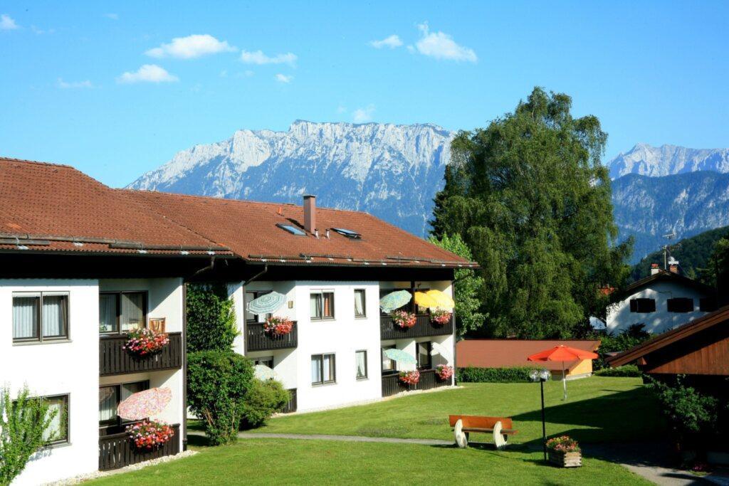 Ferienwohnanlage Oberaudorf, Wohnung 1