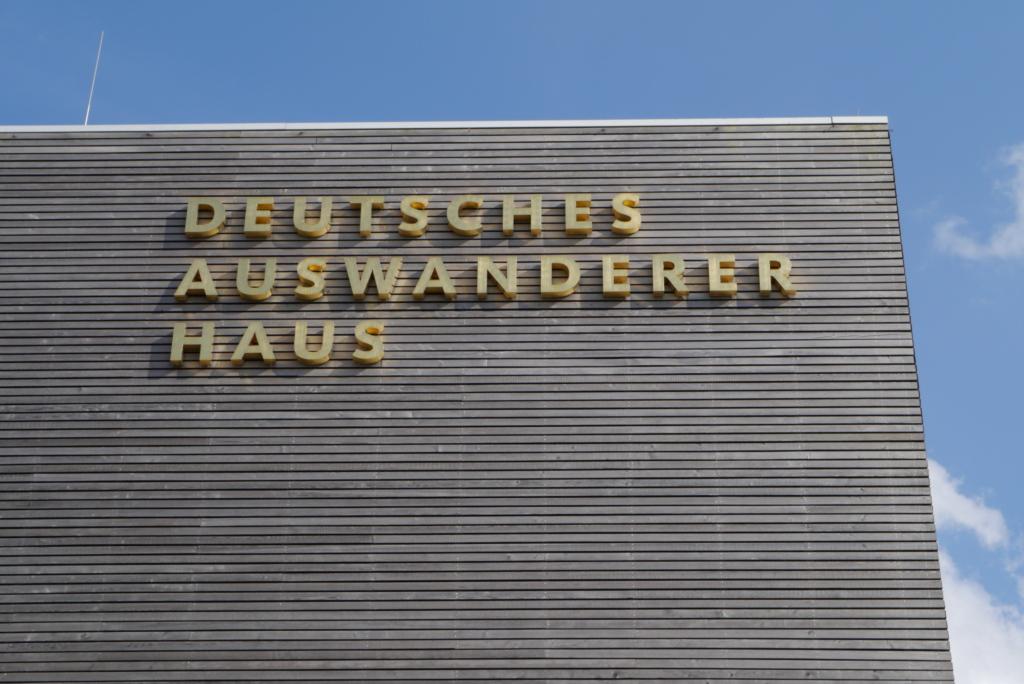 Stelzenhaus an der Weser