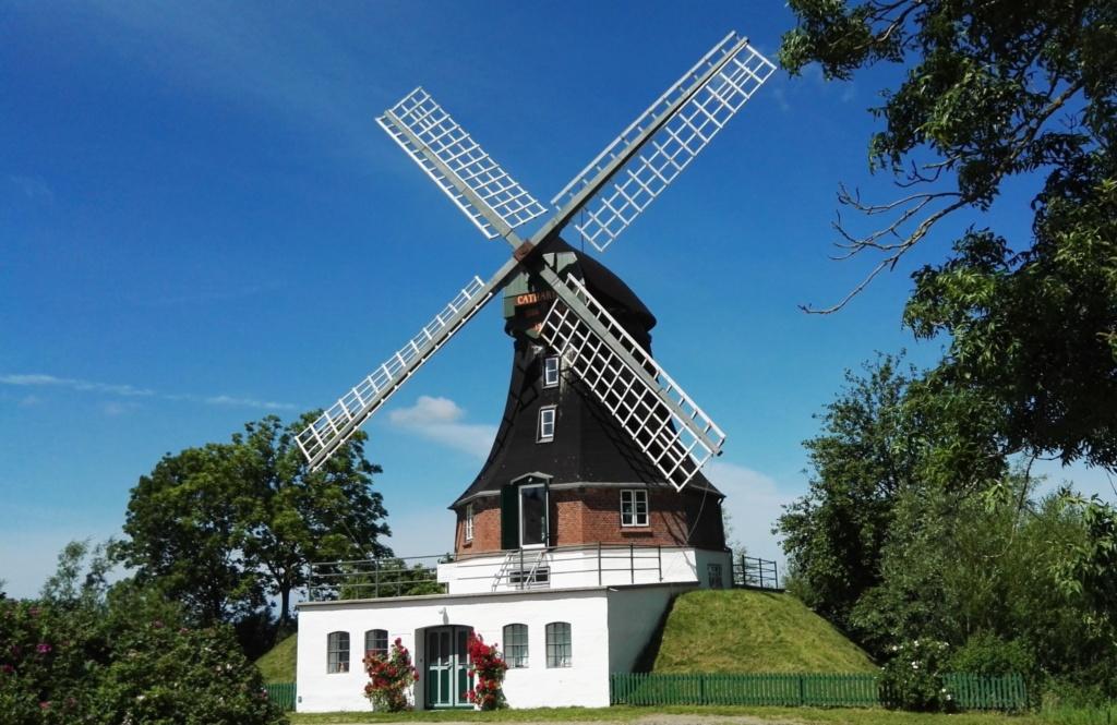 Windm�hle Catharina