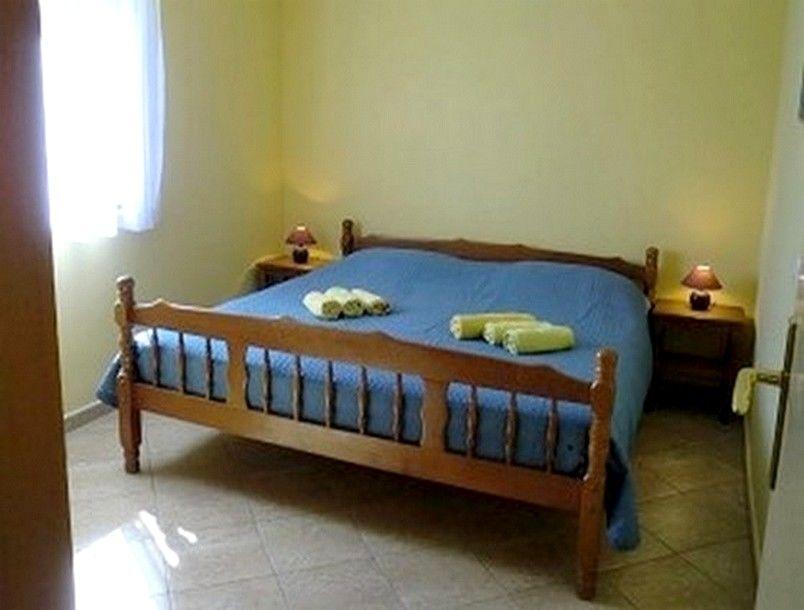 APART-A, Schlafzimmer 1