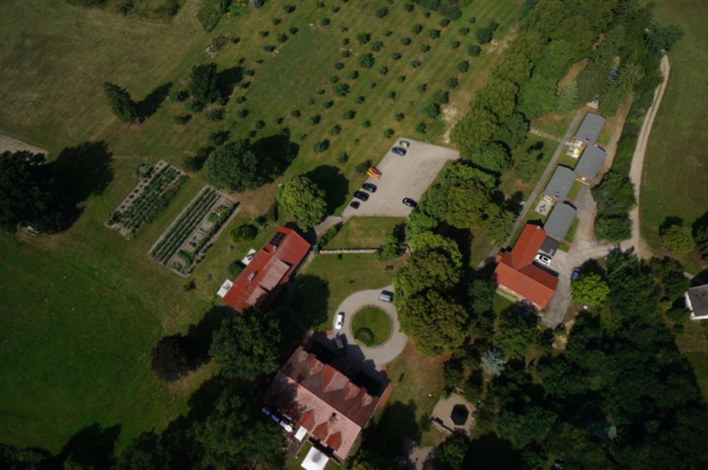 Blockhaus Schwan