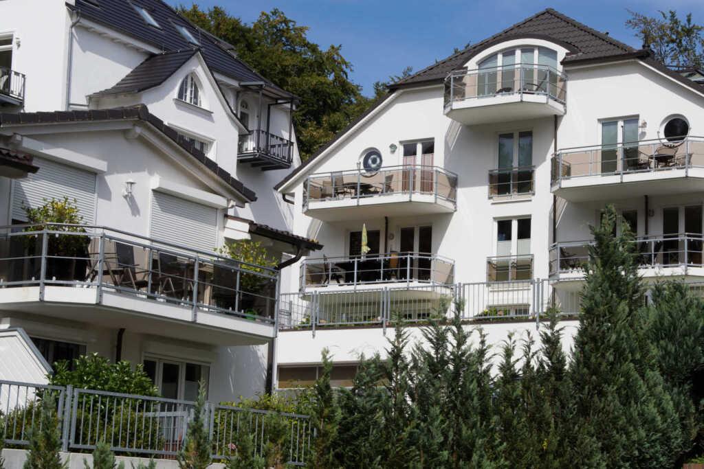 Ferienappartement 'Möwennest' in Sellin, Ferienapp