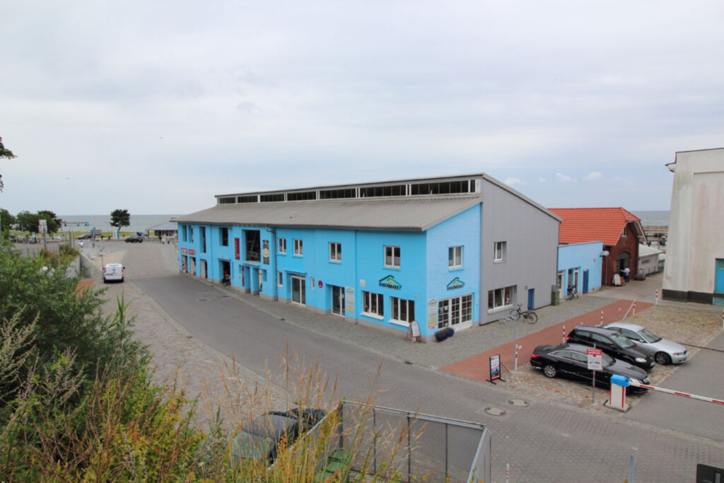 TSS Kutterfisch Kajüten-direkt am Stadthafen, Kaj