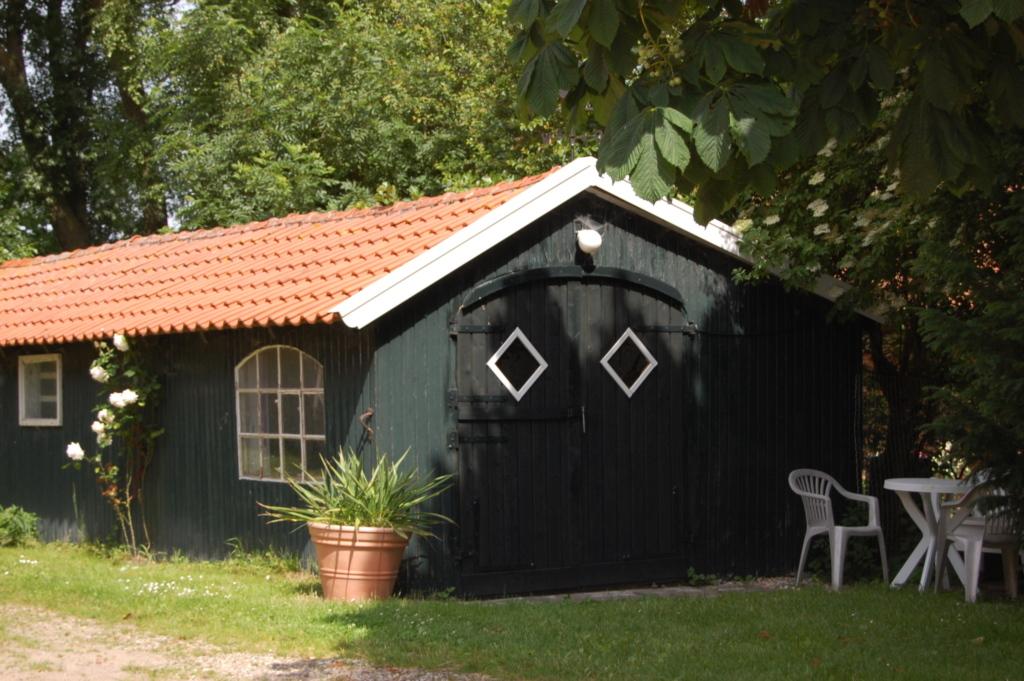 LANDHAUS PILSUMER HOF, Ferienwohnung Teyhörn