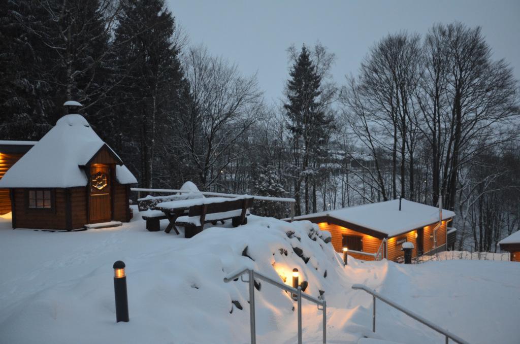 Landhäuser BergWiese - Exklusive Ferienhäuser, Bl