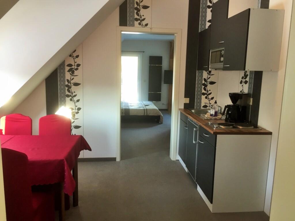 Ferienhaus 'Am Waldesrand', Zimmer 6 DG