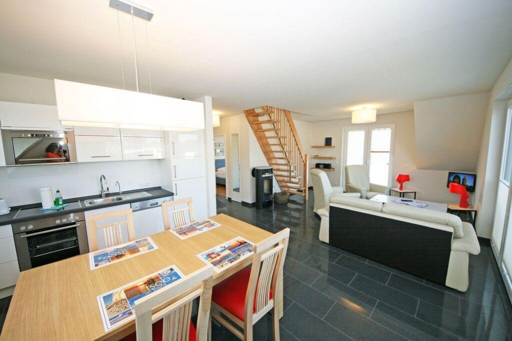 A.01 Haus Sanddorn Whg. 5 mit 2 Balkone, Haus Sand