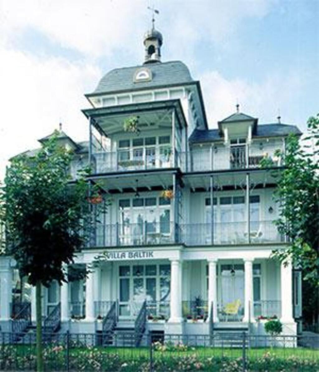 Villa Baltik, Appartment Groß