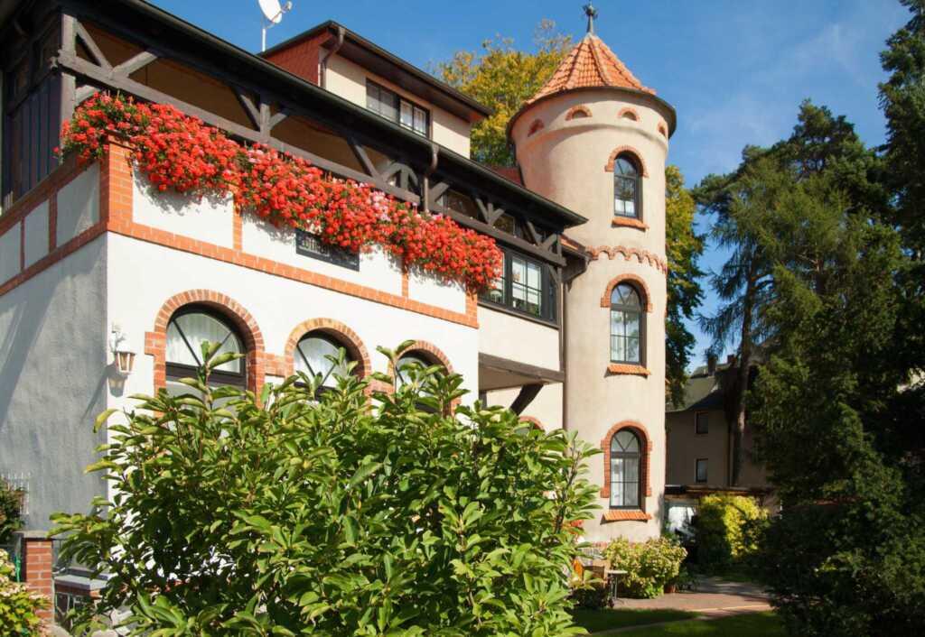 Villa 'Wiking Hall', Wohnung IV 'Strandrose'