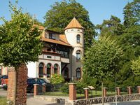 ' Wiking Hall ' Sellin, historisches  Gebäude, zentrale Lage, Appartement ' Möwe '  WG 5 in Sellin (Ostseebad) - kleines Detailbild