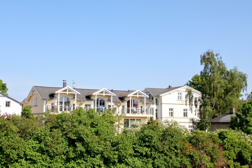 Strandvilla Böck, B 15: 66 m², 3-Raum, 4 Pers., Ba