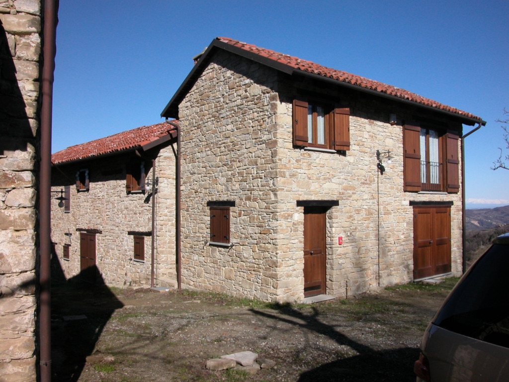 Cascina Bricco, Ferienappartment 'Roccaverano'