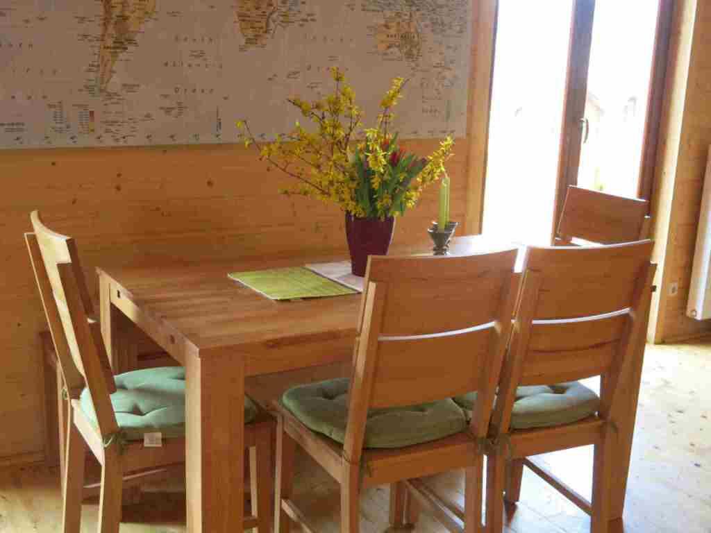 Ferienhaus Mühlenblick, Ferienhaus mit Sonnenterra