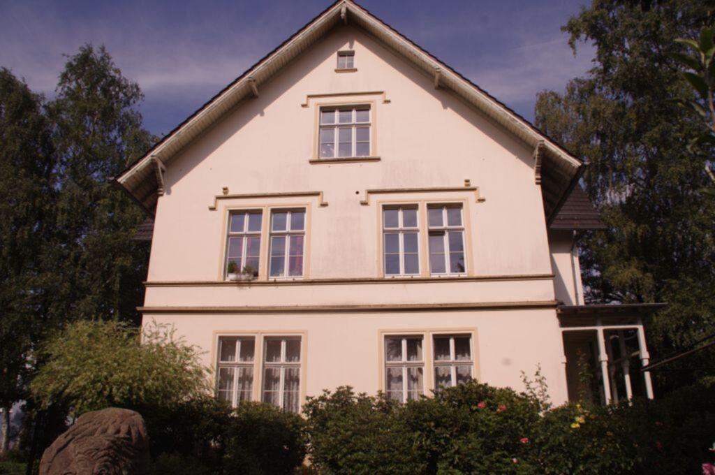 Villa Weyermann, 3 Doppelzimmer, Doppelbett mit 2