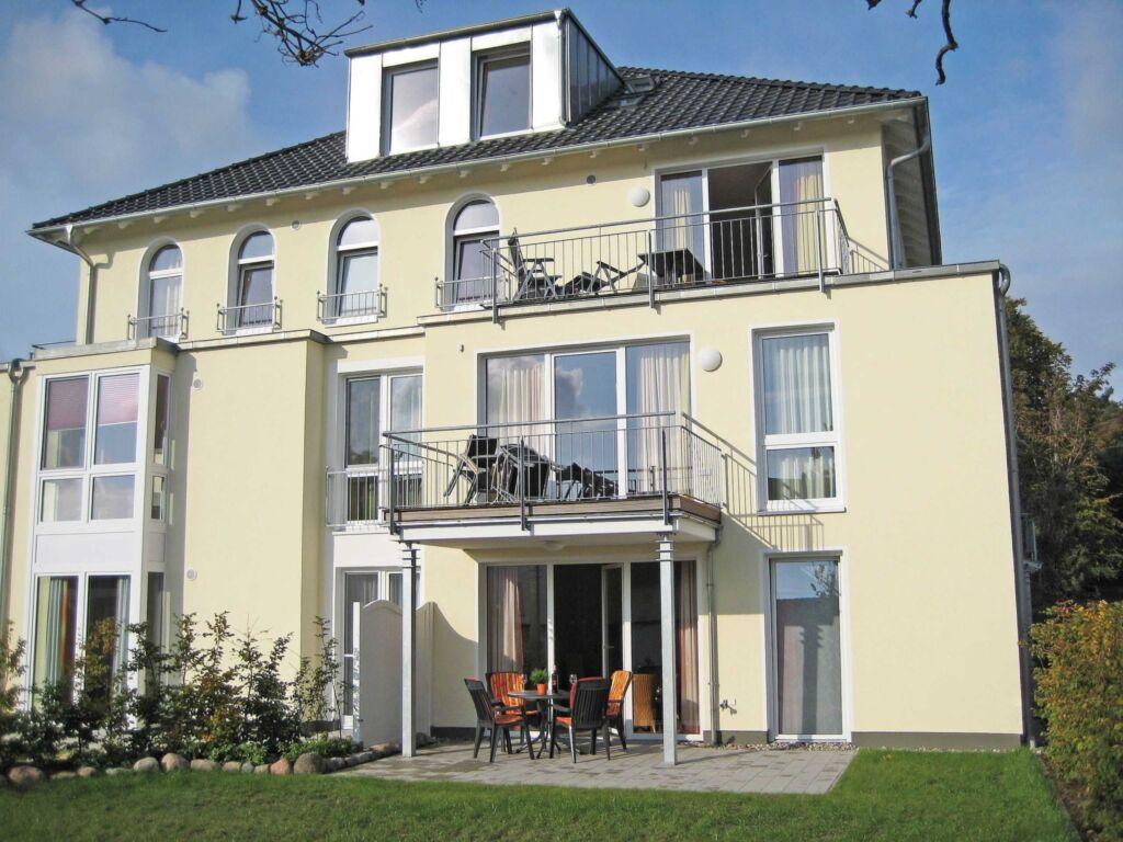 A.01 Haus Möwe II Whg. 01 mit Terrasse, Haus Möwe