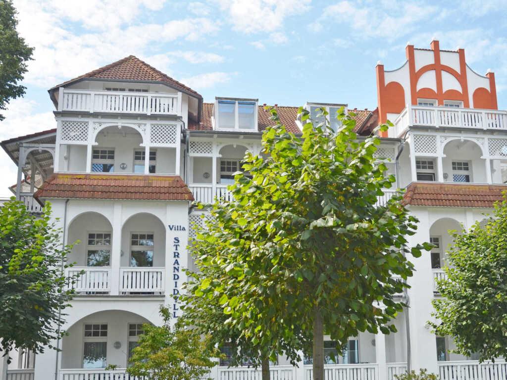 Villa Strandidyll F 631 WG 09 mit spektakulärem Me
