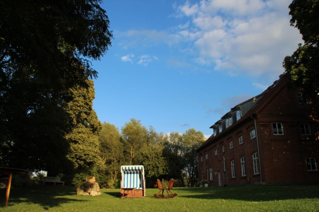 Gutshof Dubnitz - RZV, Ferienwohnung 4 ' Anna '