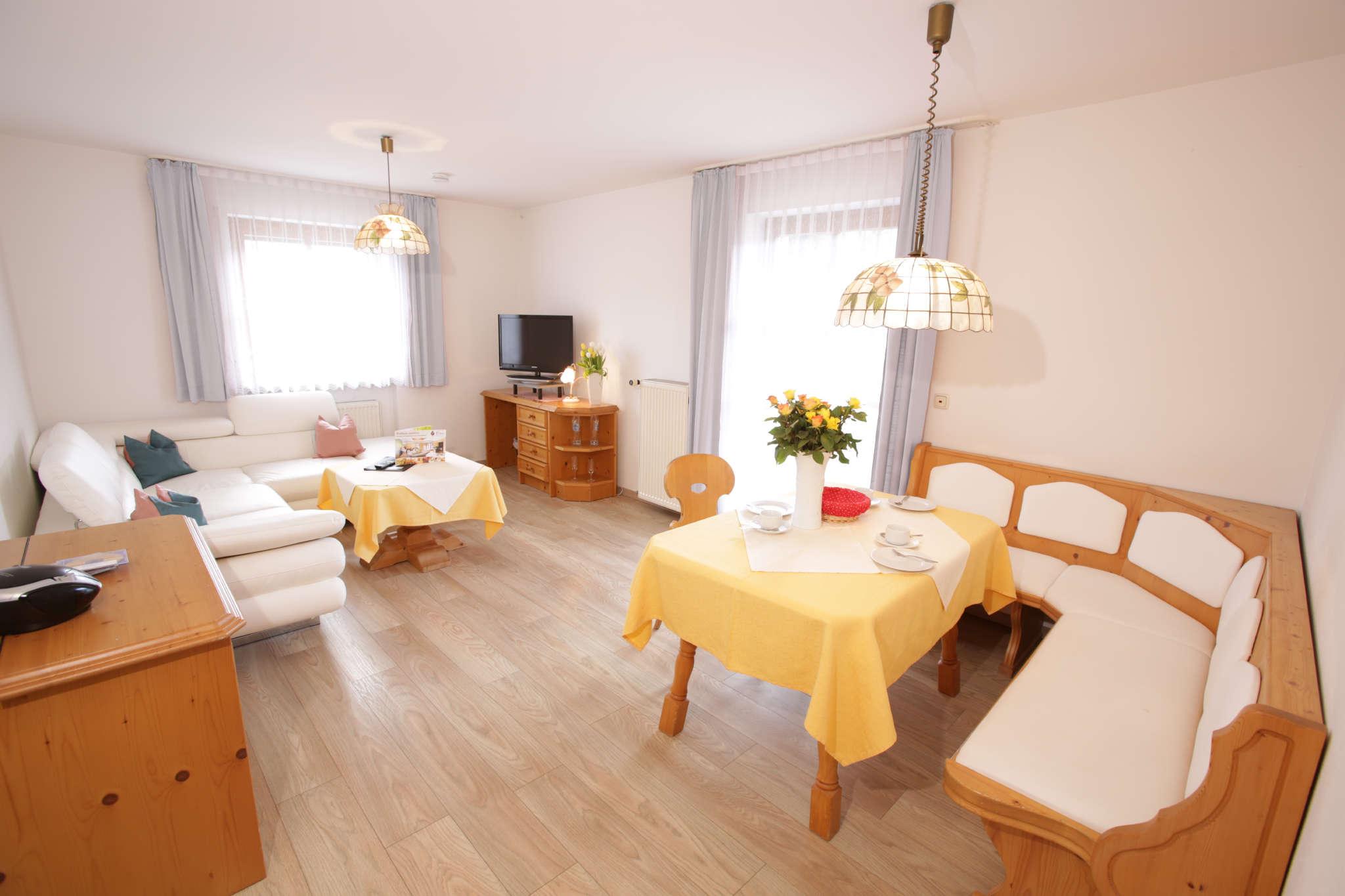Wellnessbereich im Landhotel Prinz