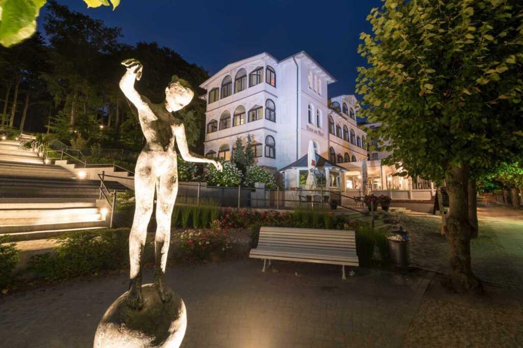 Wintergarten-Penthaus im Haus am Meer No. 8, WIFI