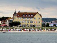 Hotel Schweriner Hof, Vierbettappartement seitlicher Seeblick in Kühlungsborn (Ostseebad) - kleines Detailbild