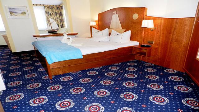 Hotel Deutsche Flagge, Junior-Suite