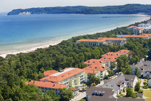 Seehotel BINZ-THERME Rügen WE4245, 1-Raum-Appart